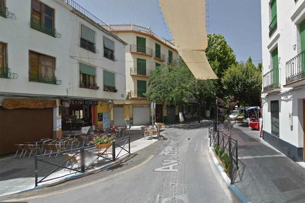avenida de la Alpujarra en Lanjaron - Google Maps