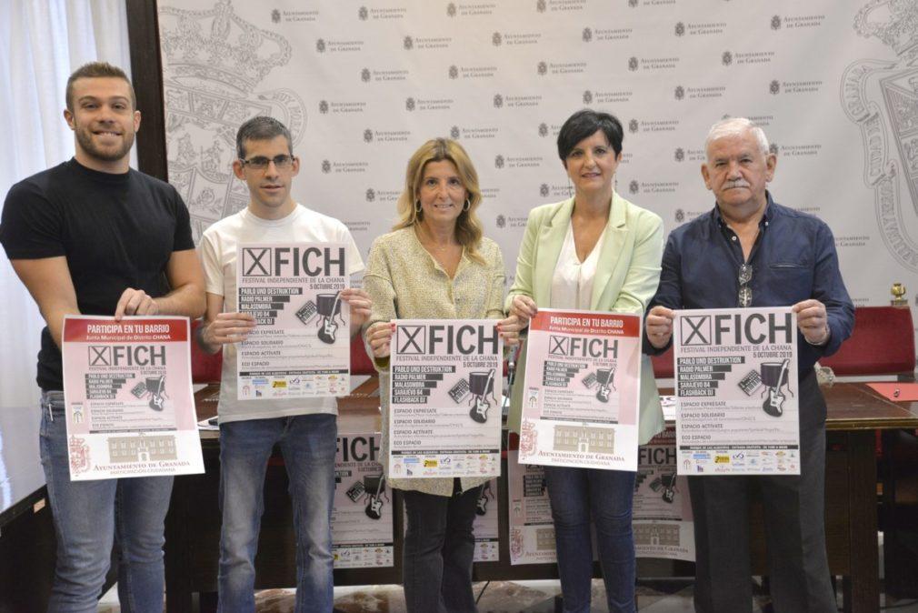fich2 Festival Independiente de La Chana