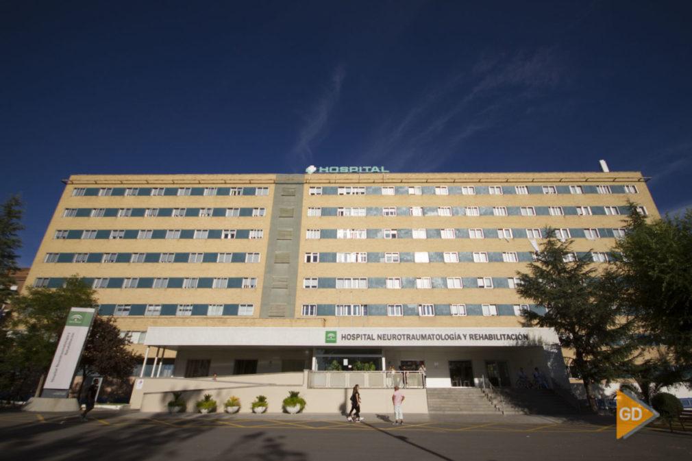 Hospital de traumatologia de Granada