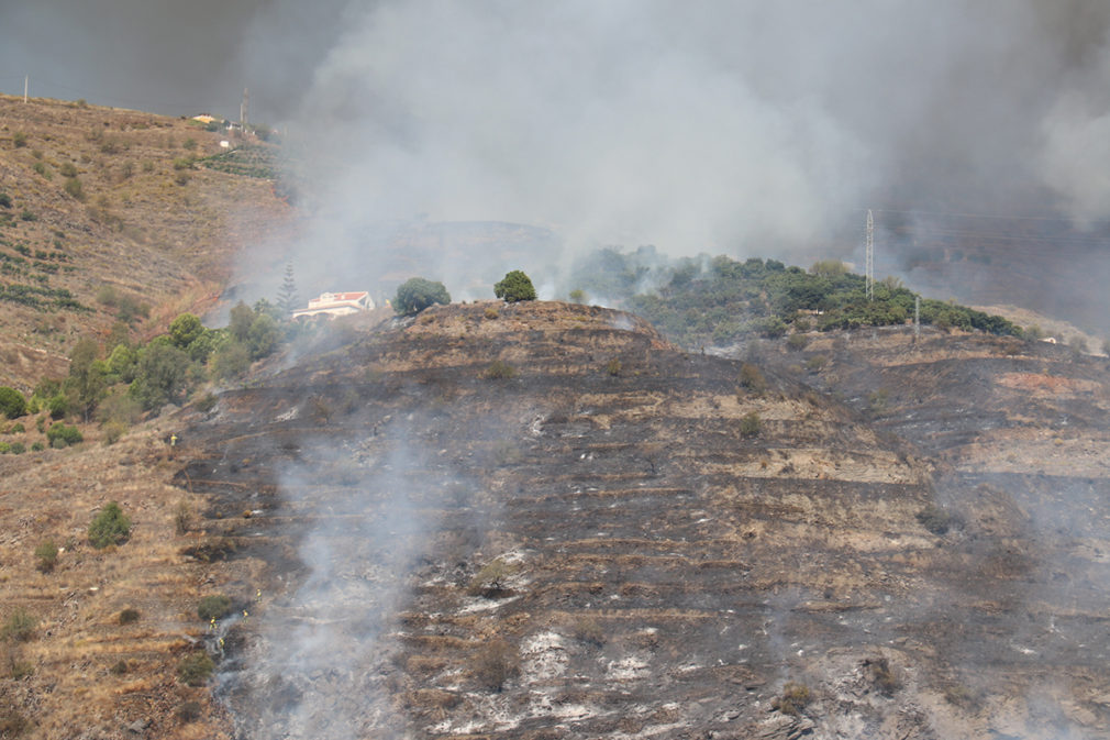 incendio almuñecar 2