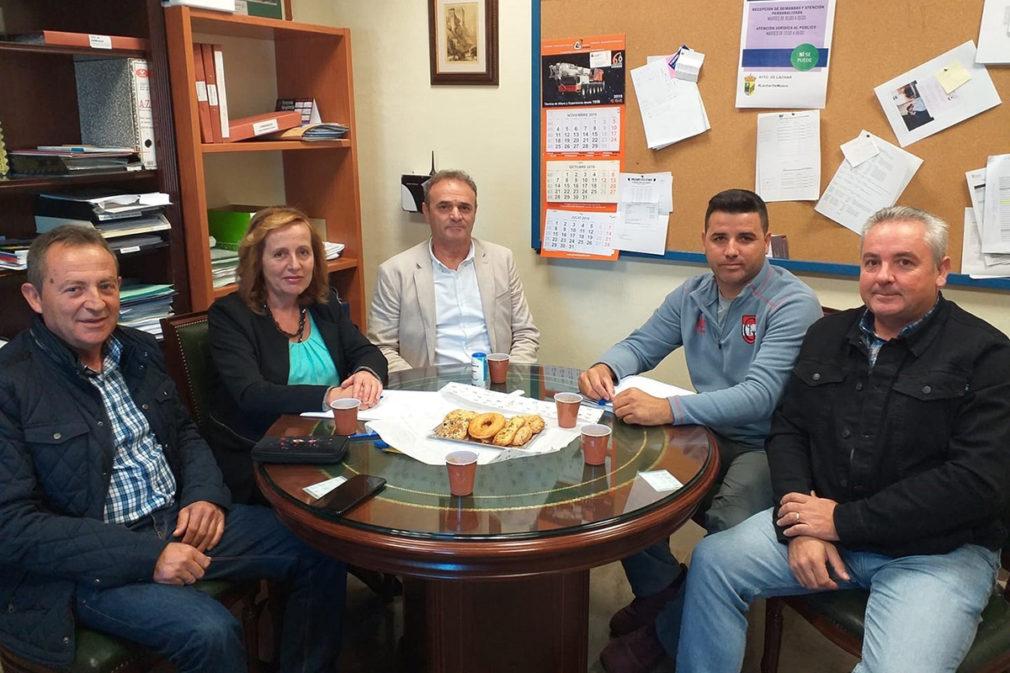 Granada.- Ayuntamientos piden la reactivación del cuartel de Láchar