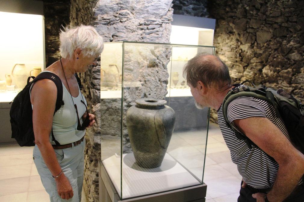 vaso apofis turistas