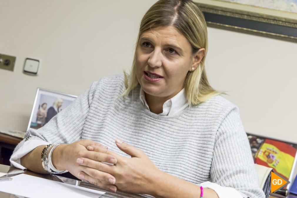Alcaldesa La Zubia_Sara Castaño