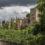 Las nubes, protagonistas del tiempo en Granada esta Semana Santa
