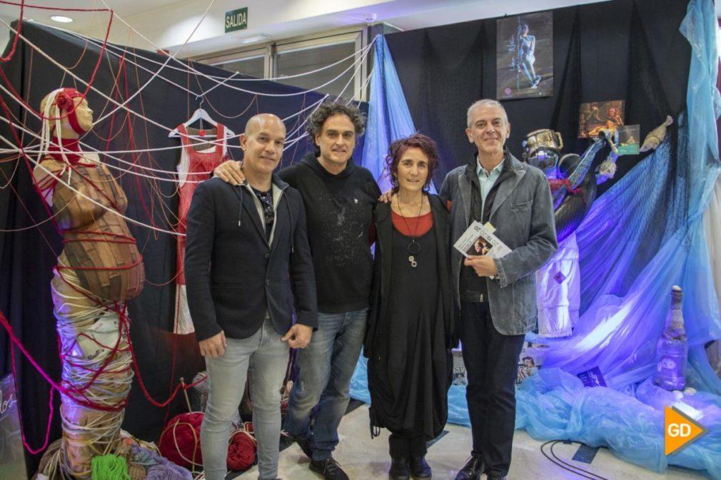 EXPOSICION TEATRO Y OBRAS ROSA DIAZ - Dani B