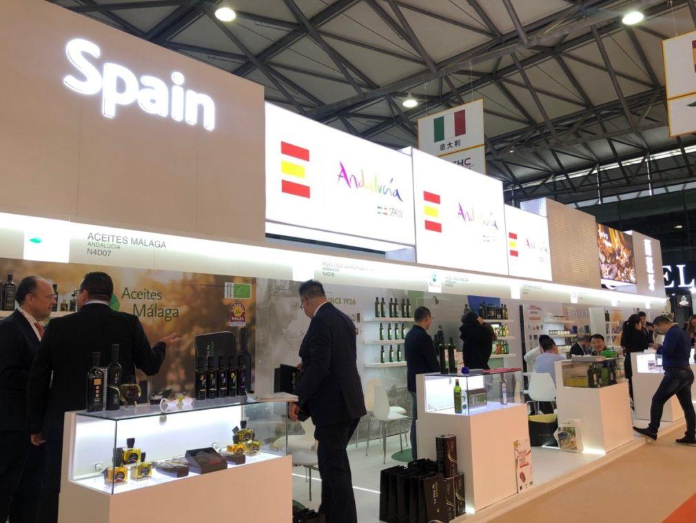 Economía.- Casi una decena de firmas agroalimentarias andaluzas promociona su oferta en 'Food & Hotel China' con Extenda
