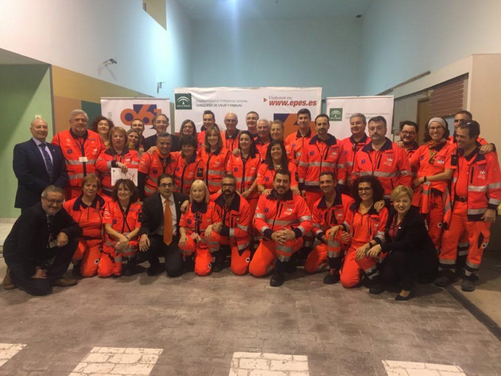 Granada.- El servicio de emergencias 061 ha atendido más de siete millones de llamadas en 25 años de servicio