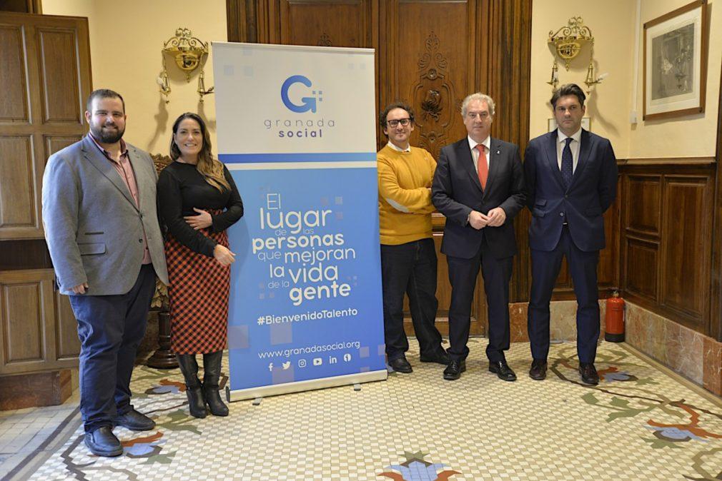 Granada.- Nace la plataforma 'Granada Social' para visibilizar las acciones sociales en la transformación de la ciudad