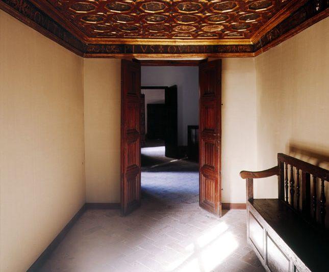 Granada.- Las Habitaciones del Emperador, espacio del mes de diciembre en la Alhambra
