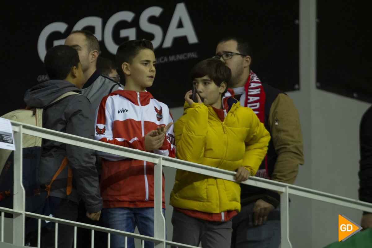 Fundacion CB Granada - ICG Força Lleida