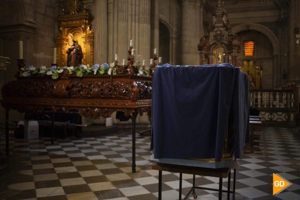 Beatificación de la hermana Maria Emilia Riquelme en la Catedral de Granada