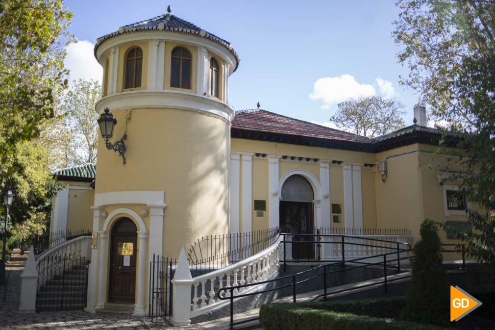 Biblioteca del Salón en Granada