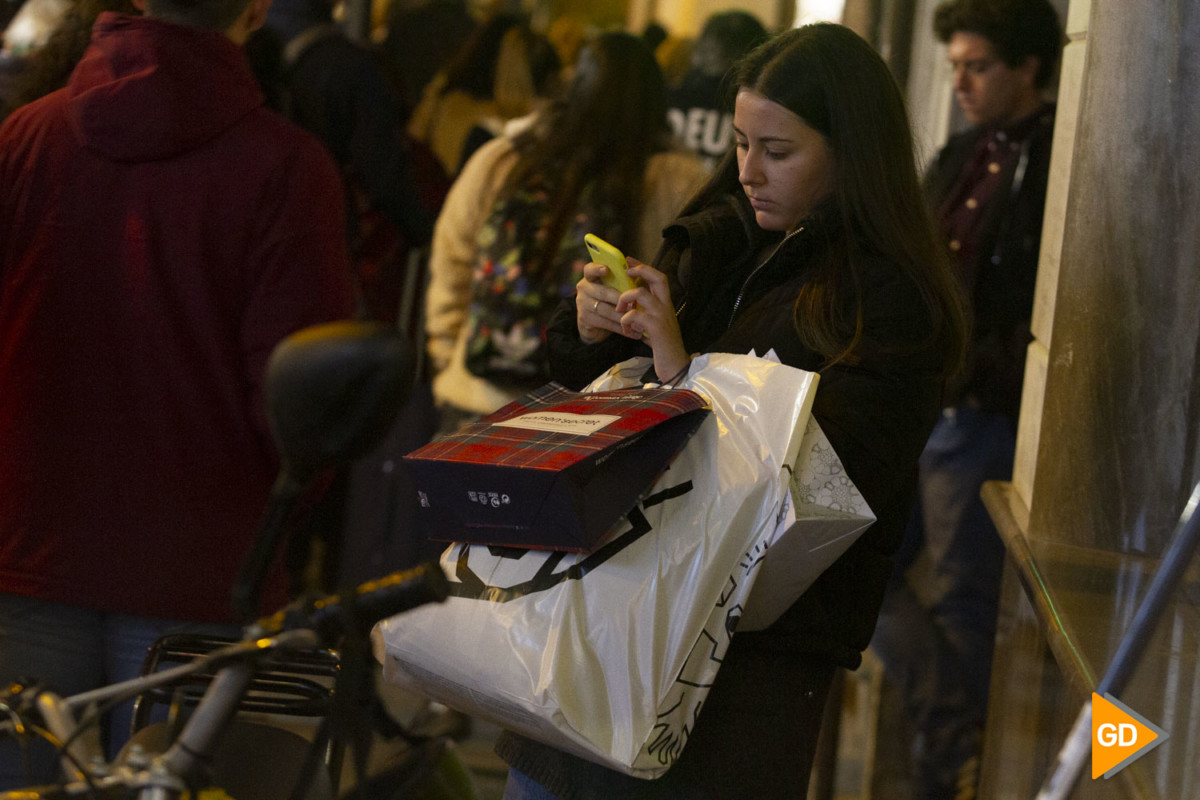 Black Friday en Granada