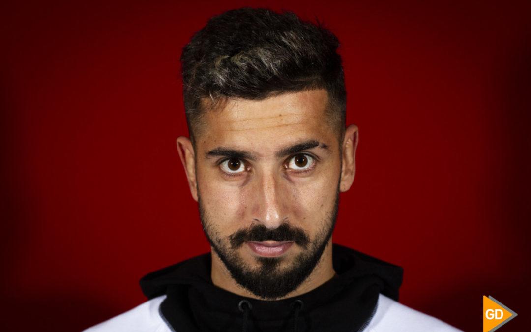 Vadillo: «En Granada soy feliz y es donde más estoy disfrutando del fútbol»