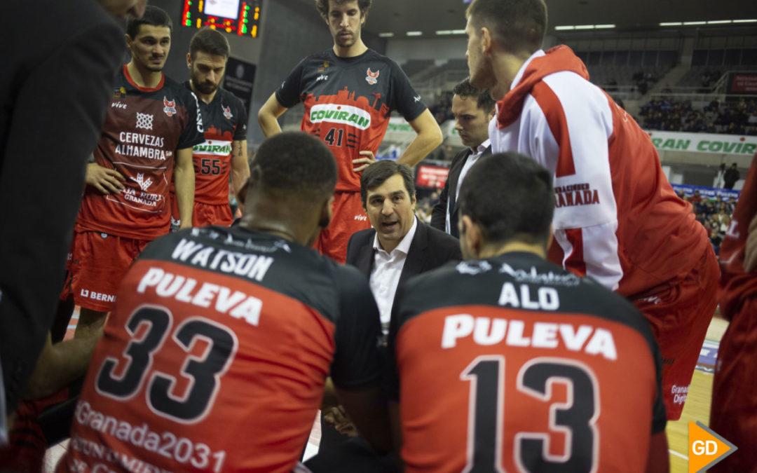 Pablo Pin: «Mis jugadores se merecían volver a sonreír»