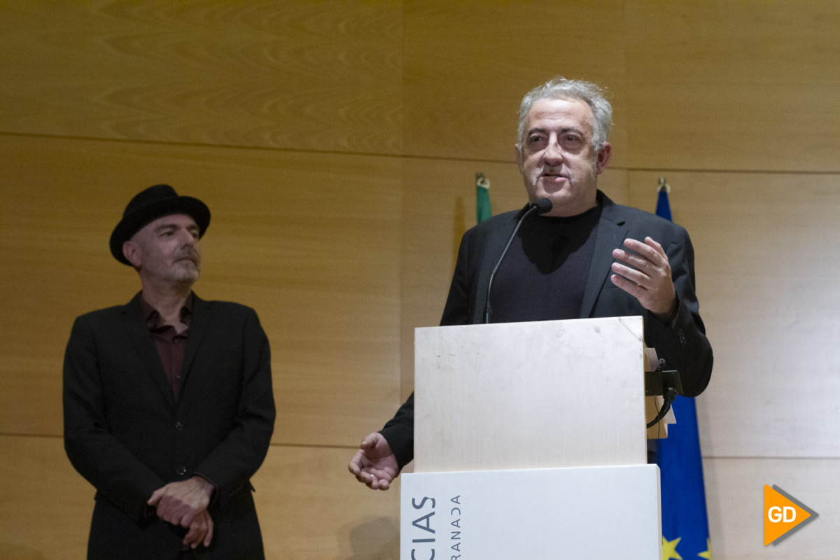 Gala de entrega de la pua de plata 2019 en el parque de las ciencias de Granada