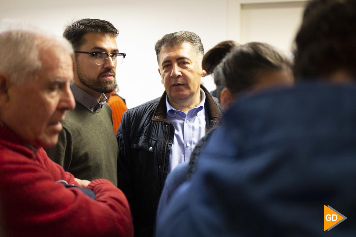 juicio del barrio del Almanjayar contra endesa por los cortes de luz