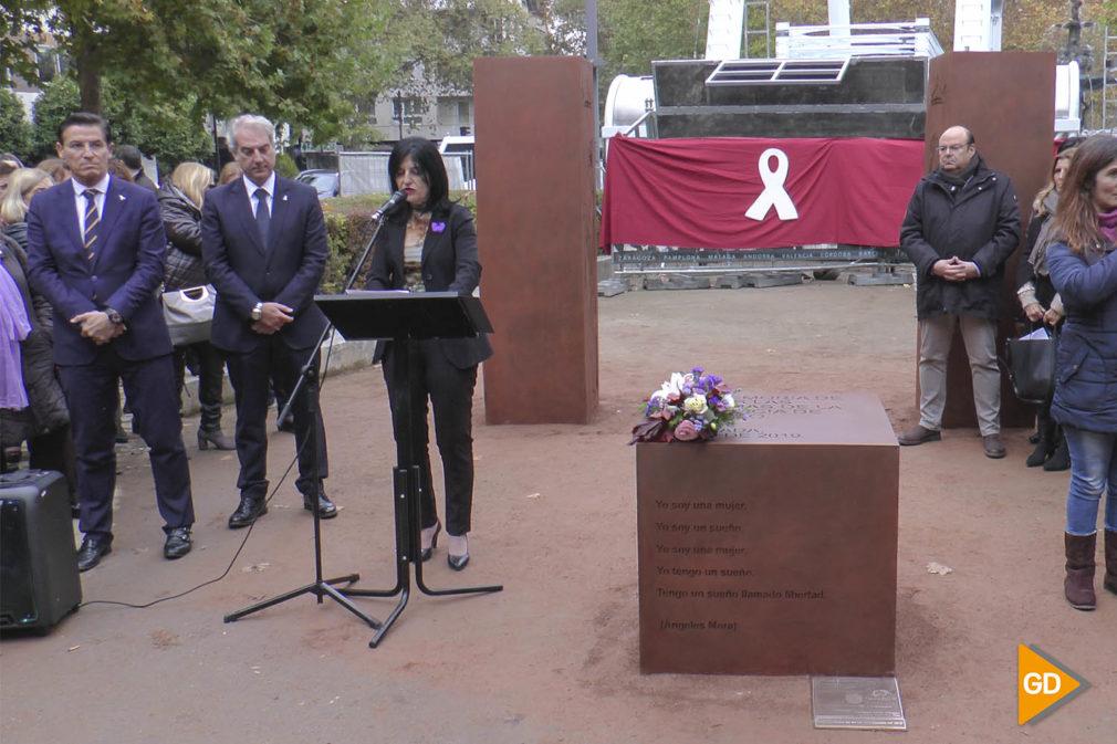 Nuevo monumento memoria victimas violencia de genero - Dani B 03