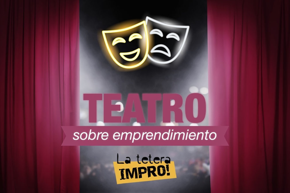 Teatro emprendimiento IAJ-AJE