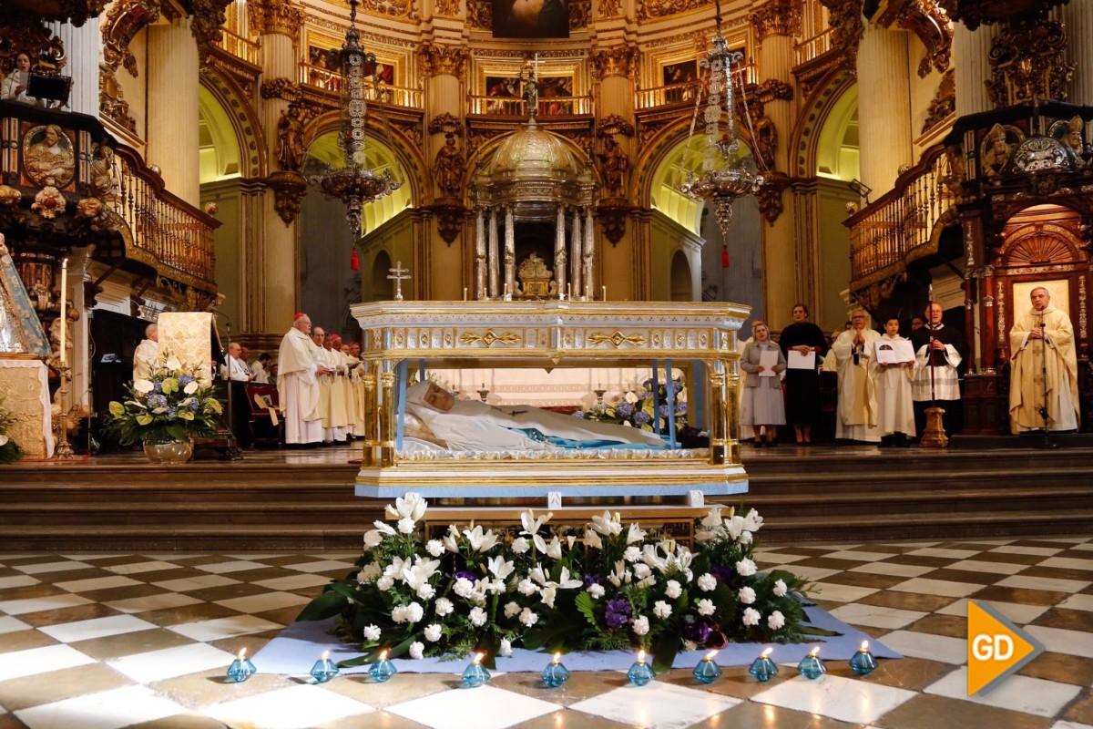 beatificacion maria riquelme -Foto Antonio L Juarez