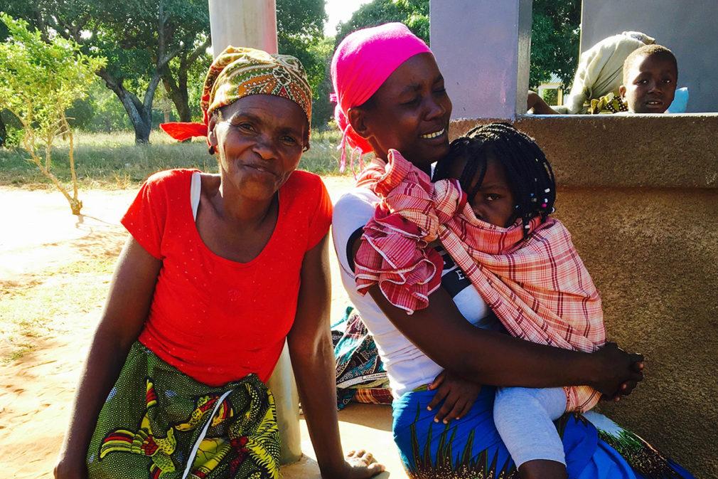 Granada.- Madre Coraje y Diputación han construido seis aulas de Secundaria en Mozambique