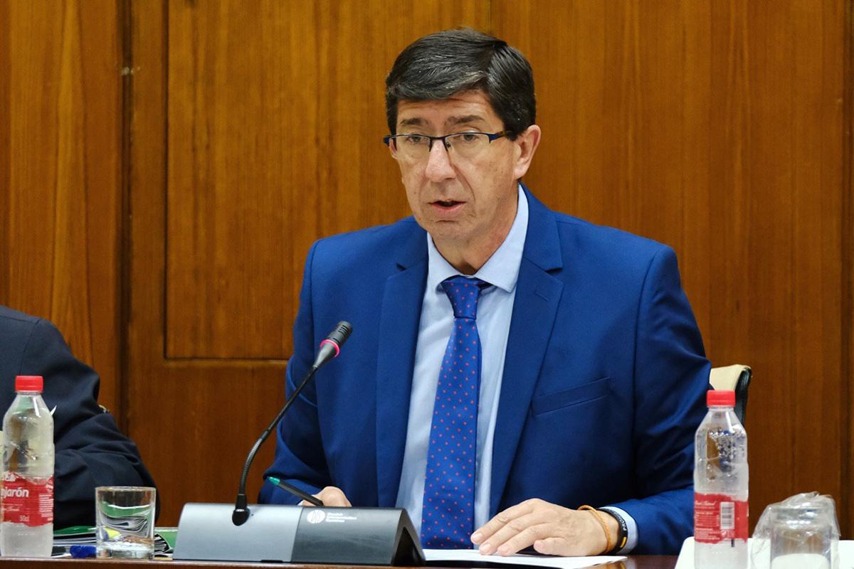 Marín señala el refuerzo de los juzgados saturados o con macrocausas, ya puesto en marcha en 2019 con 247 interinos