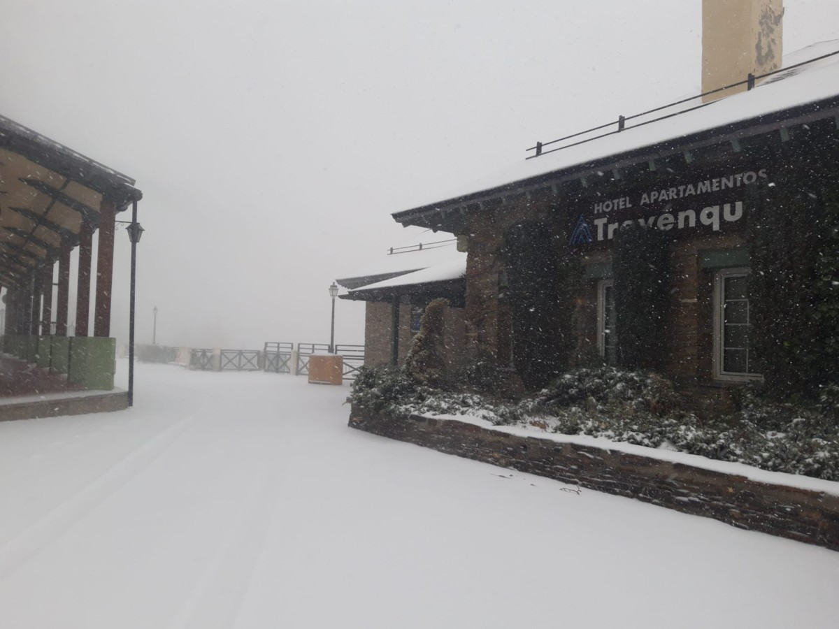 nevada en Sierra Nevada 141119 - 4