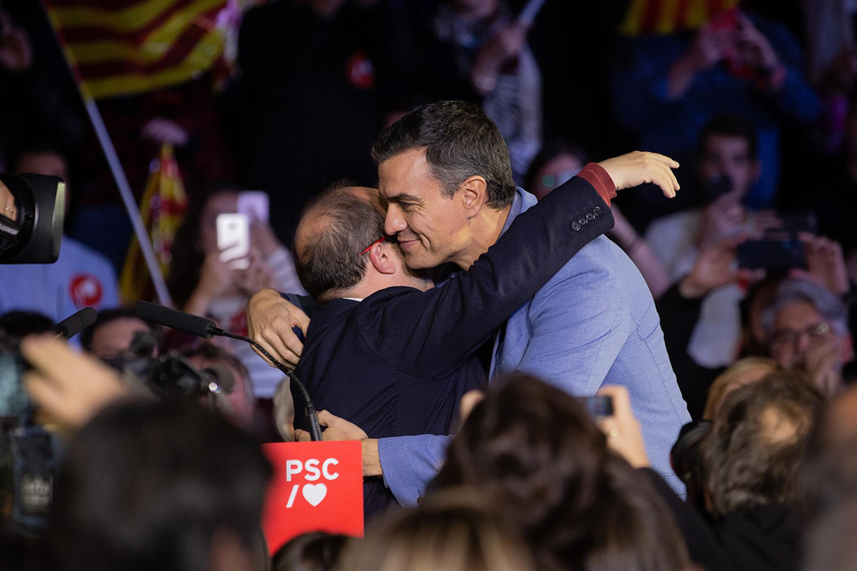 pedro sanchez cataluna