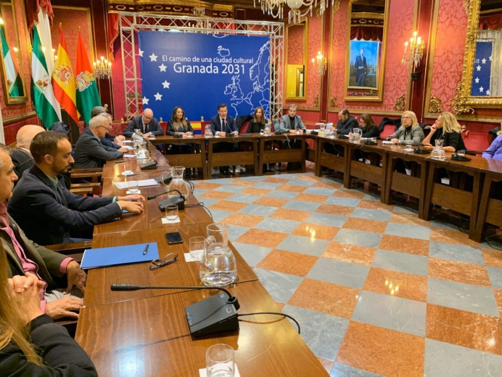 Comisión Municipal de Apoyo a la Capitalidad Europea de la Cultura 2031