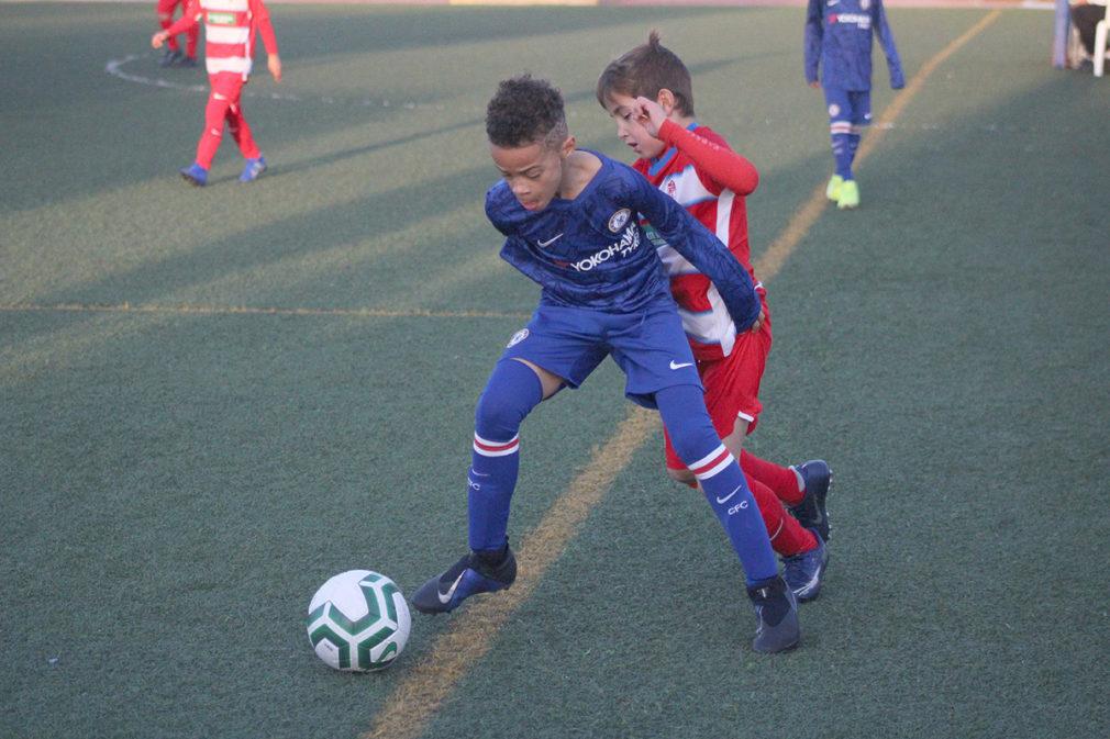 Apertura Torneo Benjamín Pinos Puente 05
