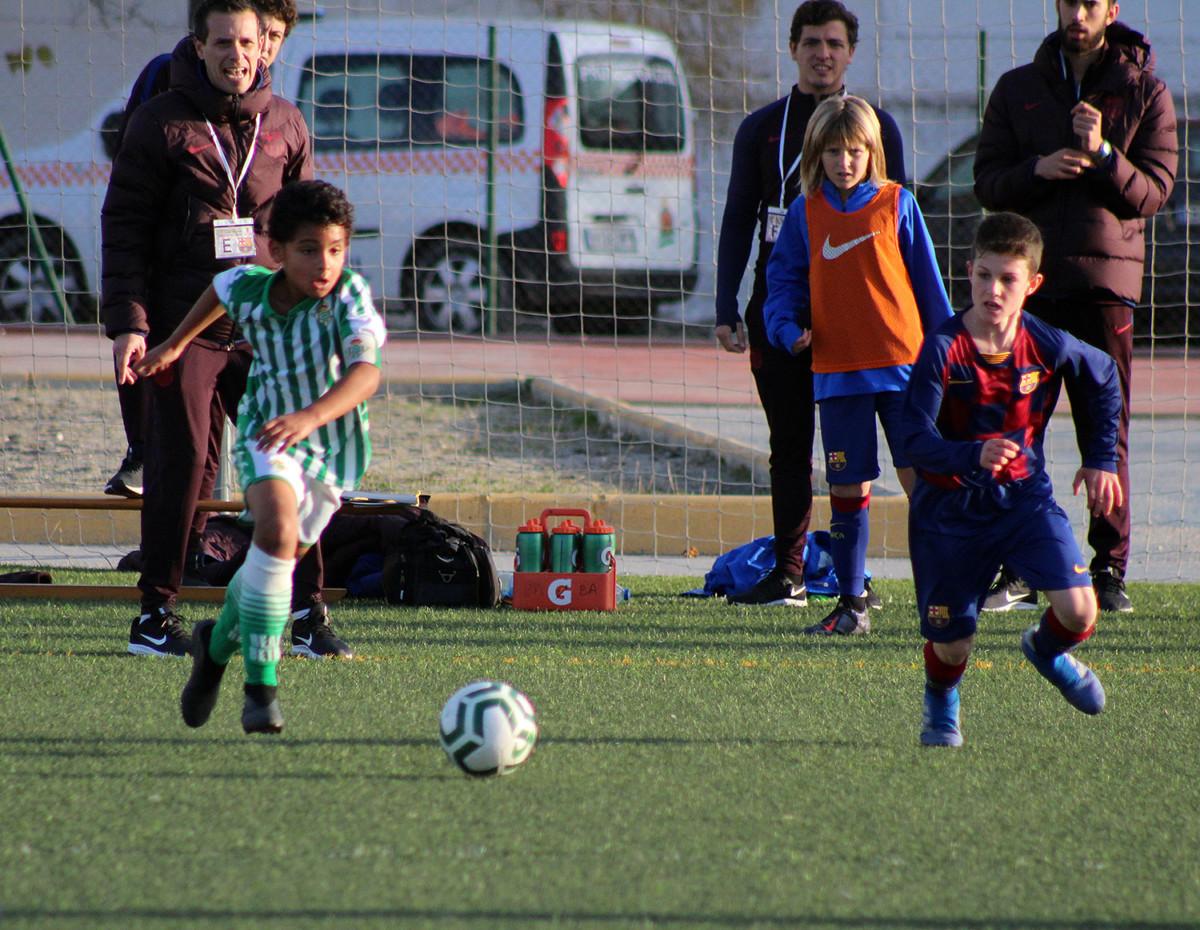 Apertura Torneo Benjamín Pinos Puente