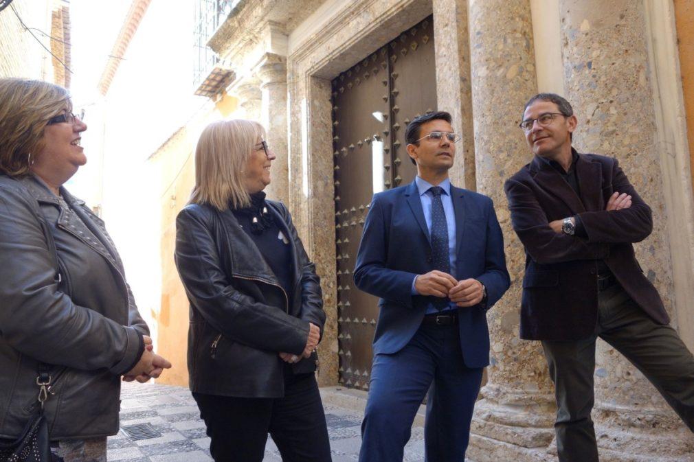 Granada.- El Ayuntamiento activa la redacción del proyecto del Museo de la Ciudad en la Casa Ágreda