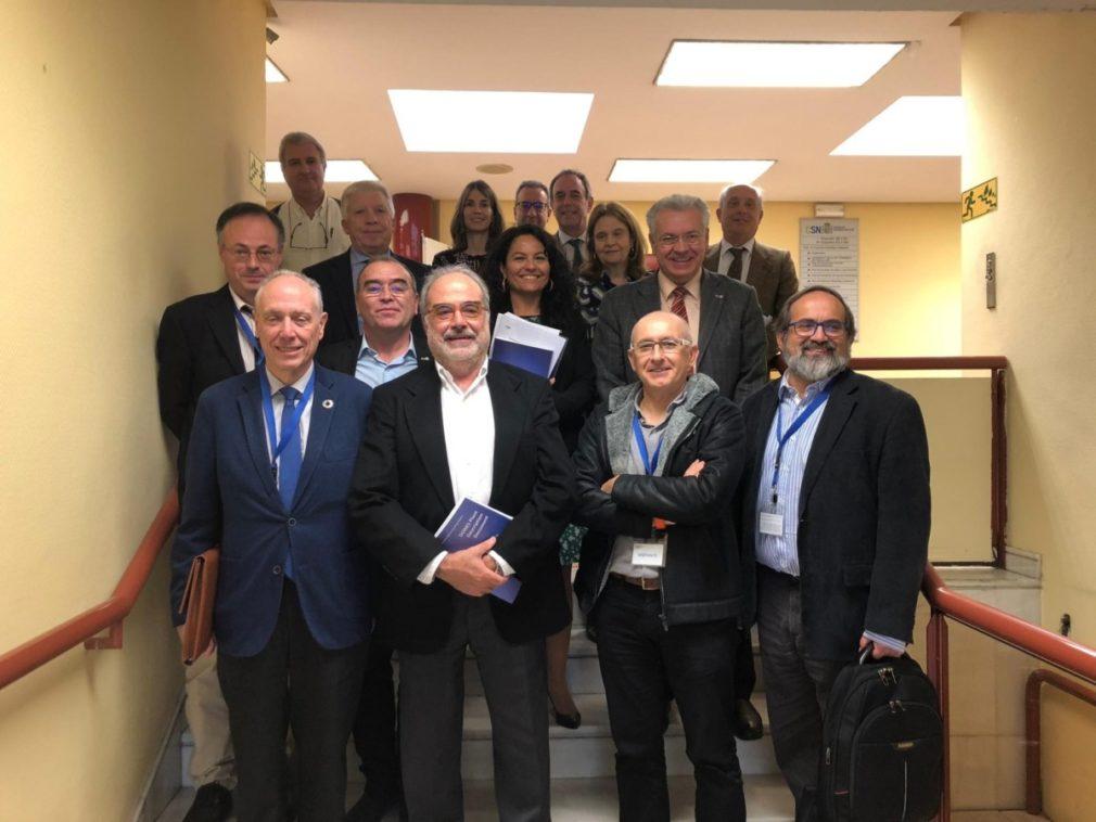Granada.- El Consejo de Seguridad Nuclear crea un comité para potenciar el acelerador de partículas de Granada