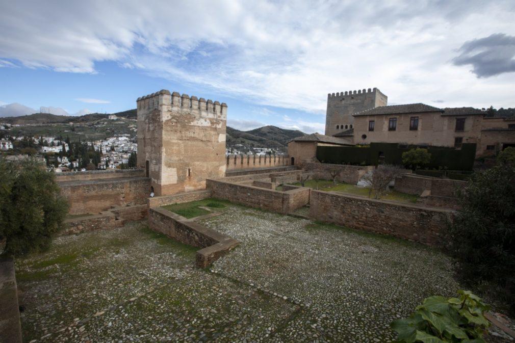 Granada.- La Alhambra licita las obras para la instalación de un colector de recogida de aguas pluviales