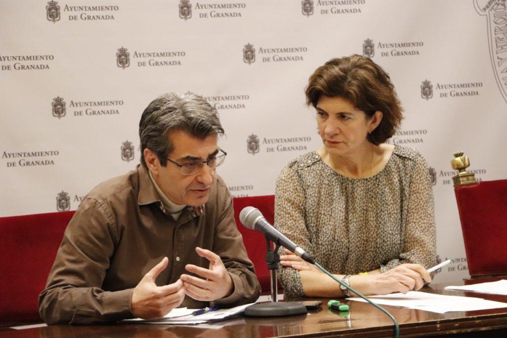 Granada.- Podemos-IU pide al bipartito que no rechace 9,4 millones de fondos europeos para formación laboral
