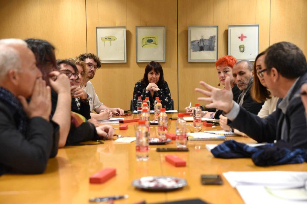 Granada.- Seis entidades firman en la Diputación un acuerdo para combatir la xenofobia, la homofobia y la intolerancia
