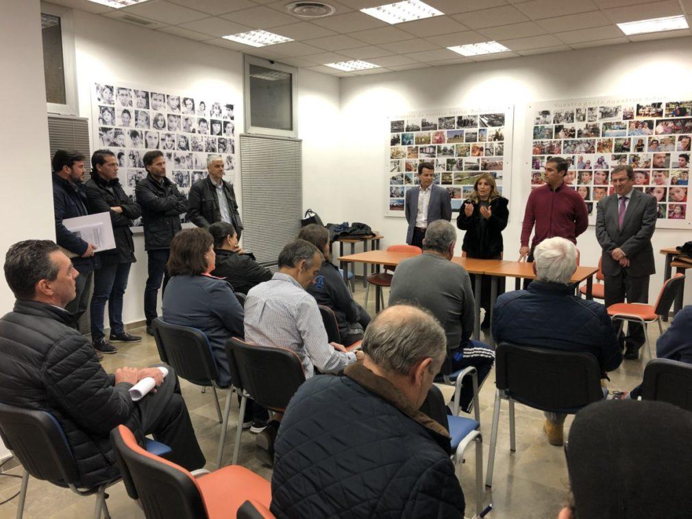 Granada.- Comienzan las obras para mejorar el drenaje de la zona de Bobadilla
