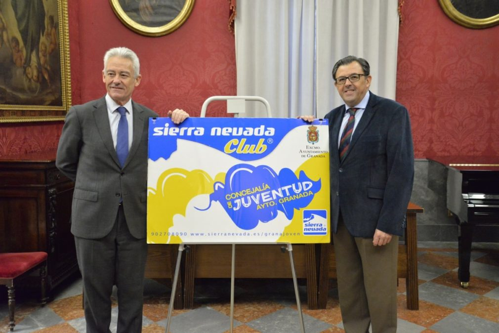 Granada.- El Ayuntamiento incrementa el número de forfaits destinado a los jóvenes empadronados en la ciudad