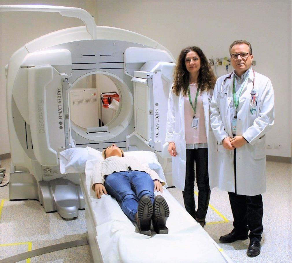 Granada.- Hospital Clínico San Cecilio incorpora una prueba para detectar la diarrea crónica y agilizar su tratamiento