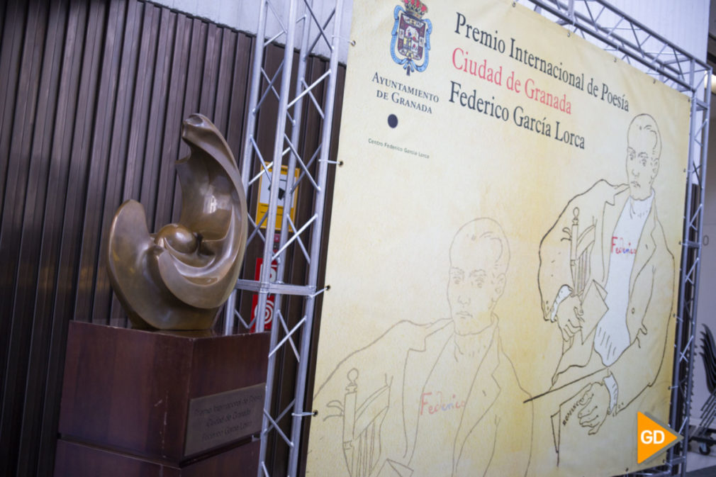 premios internacional de poesia Ciudad de Granada