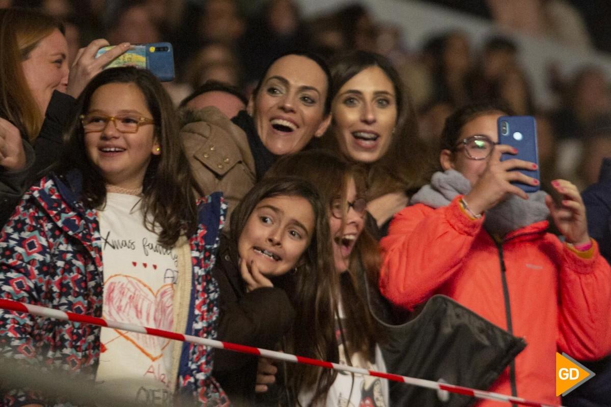 Concierto de Aitana en el palacio de los deportes de Granada