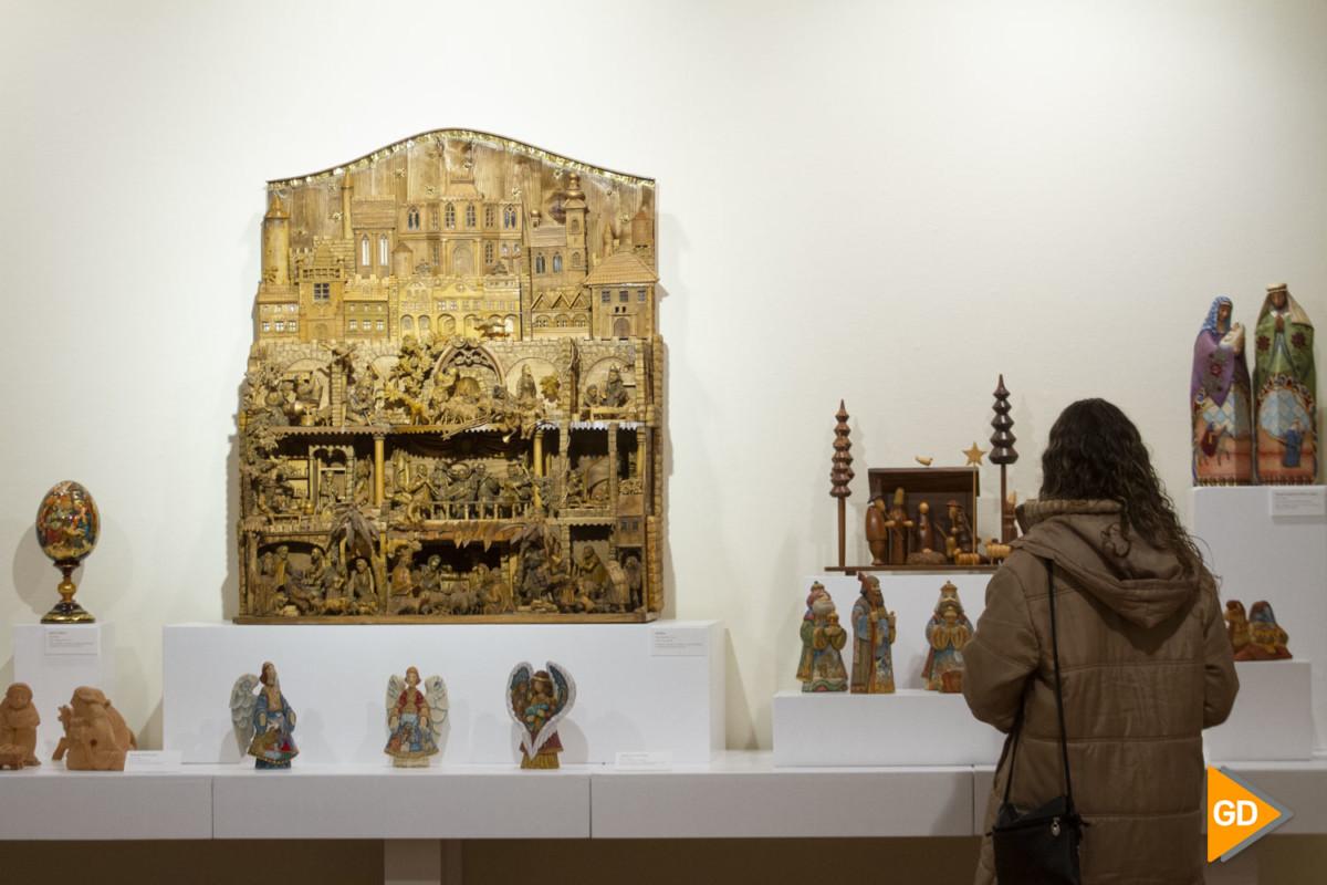 Exposición de belenes del mundo en Granada