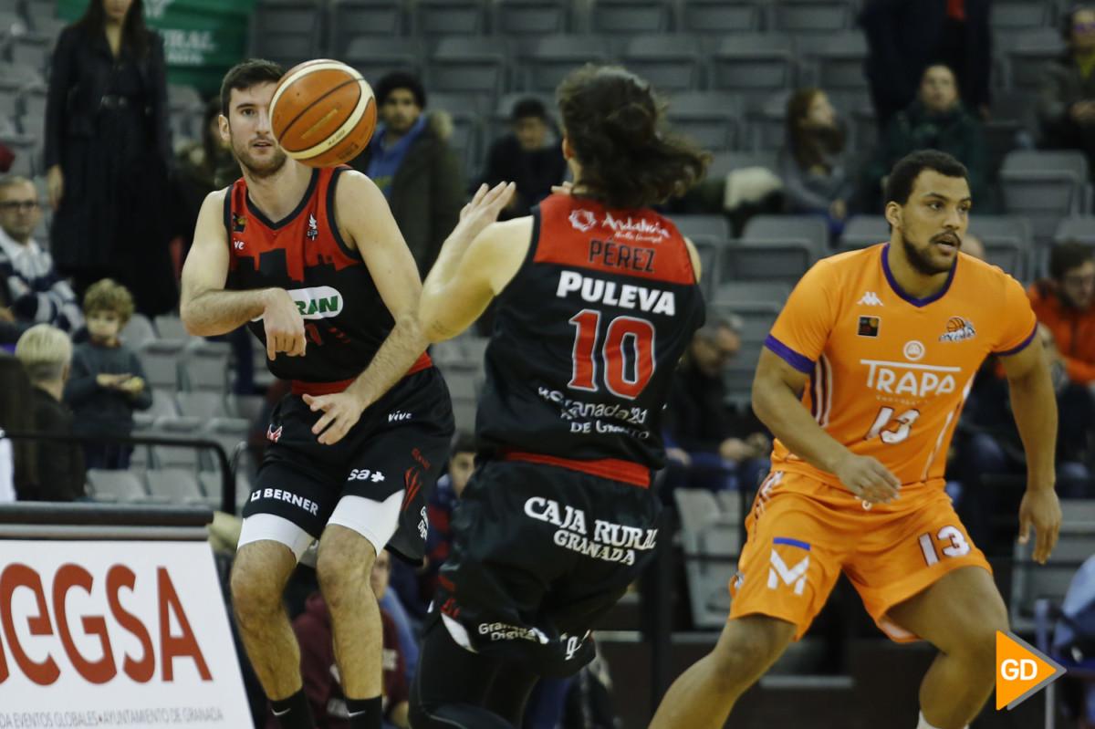 Fundacion CB Granada - Palencia Baloncesto