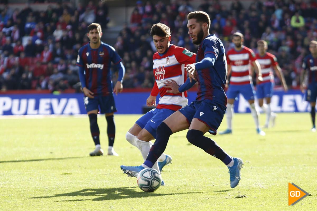 Granada CF - Levante UD