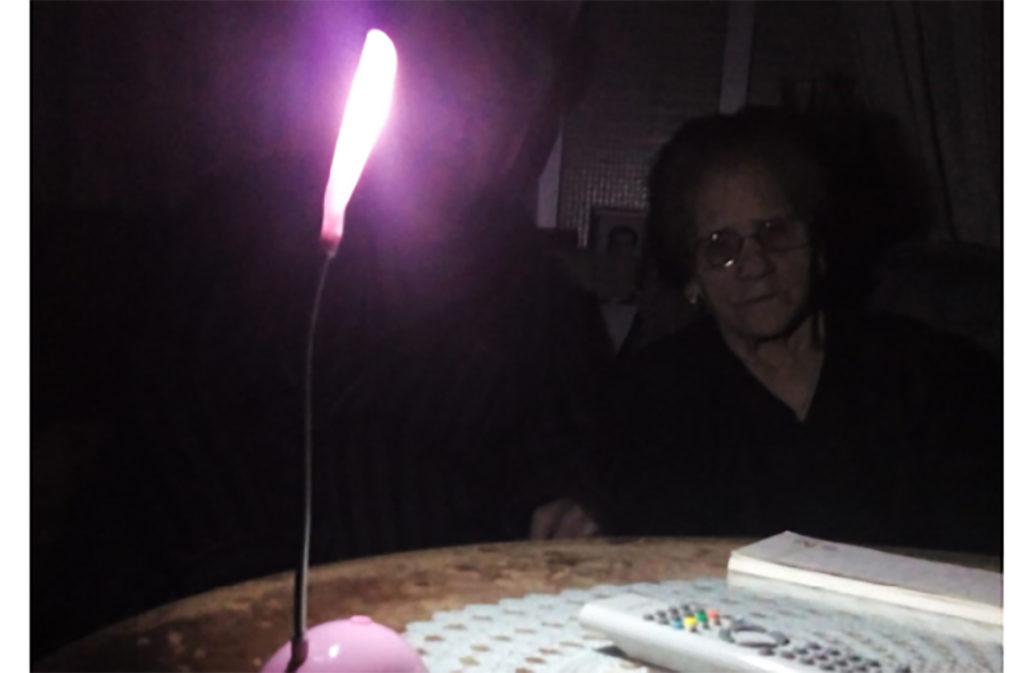 Iznalloz cortes de luz