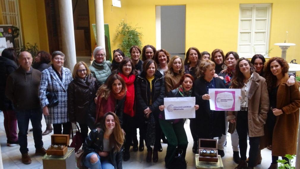 Presentación Comunicadoras de Granada
