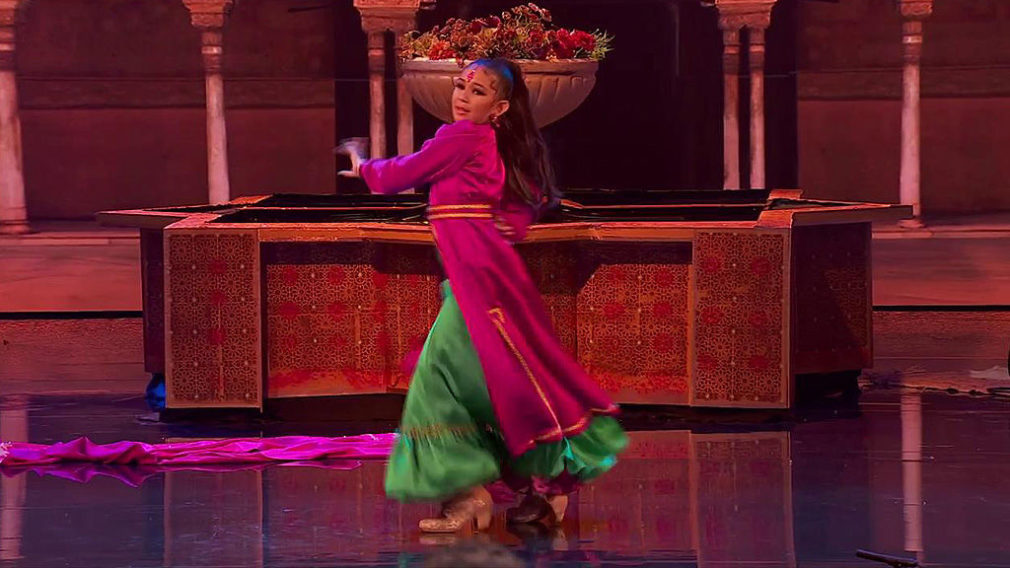 Triana La Canela pasa a la final Got Talent