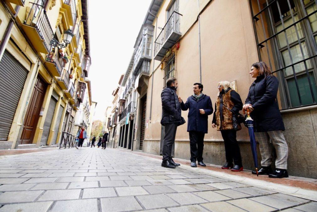 VISITA PSOE SAN MATIAS 11-2