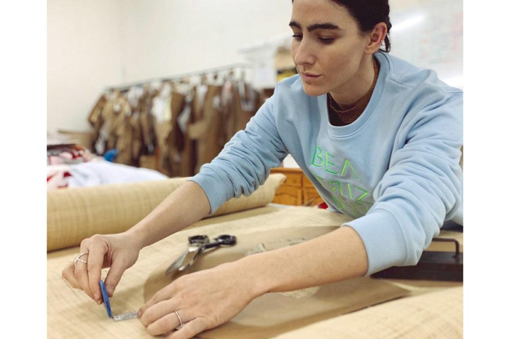 Beatriz Peñalver - Diseña colección Chiringuito CT