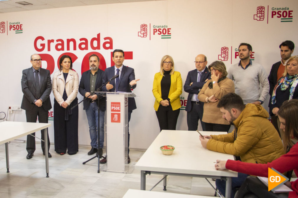 Desayuno informativo PSOE - Dani B